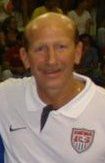US Futsal National Team Coach Keith Tozer